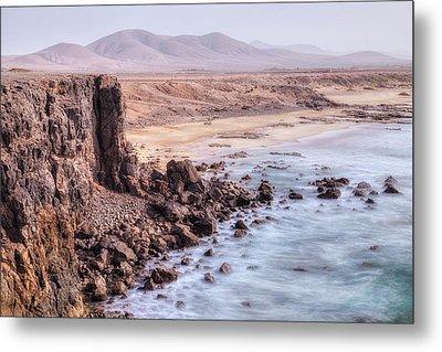 El Cotillo - Fuerteventura Metal Print by Joana Kruse