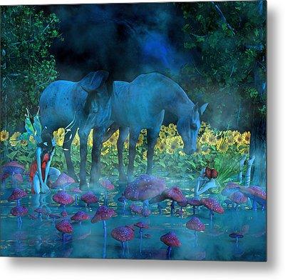 Enchanting Dreams Metal Print by Betsy Knapp