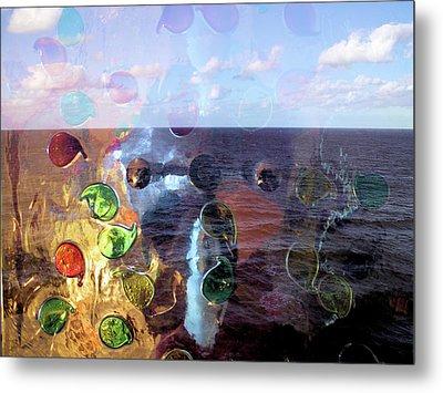 Enchantment Of The Seas Metal Print by Richard Barone