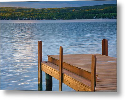 End Of Summer IIi Metal Print by Steven Ainsworth