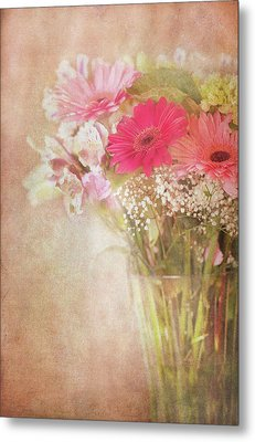 Endearing Metal Print by Beve Brown-Clark Photography