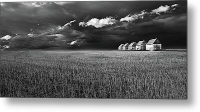 Metal Print featuring the photograph Endless Sky by John Poon