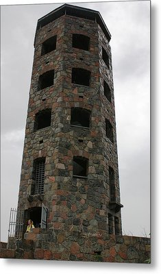 Enger Tower Metal Print by Ron Read