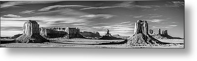 Metal Print featuring the photograph Enjoying The Calm by Jon Glaser