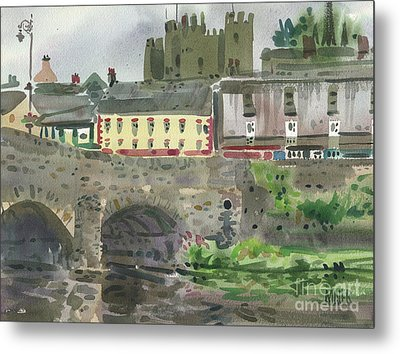 Enniscorthy Morning Metal Print