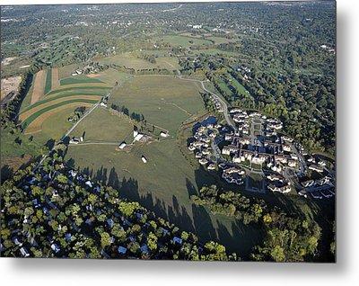 Erdenheim Farm 5051 Flourtown Road Lafayette Hill Pa 19444 1009 Metal Print by Duncan Pearson