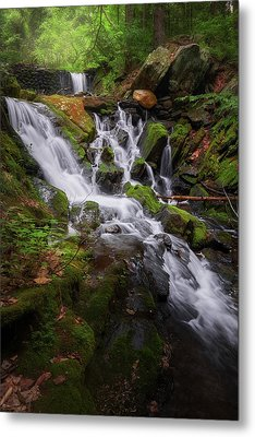 Metal Print featuring the photograph Ethereal Solitude by Bill Wakeley