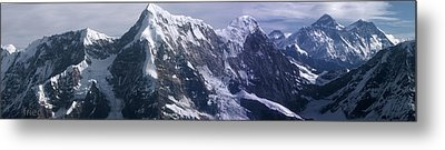 Metal Print featuring the photograph Everest by Andrei Fried