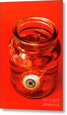 Everything You Know Is A Leye Metal Print by Jorgo Photography - Wall Art Gallery