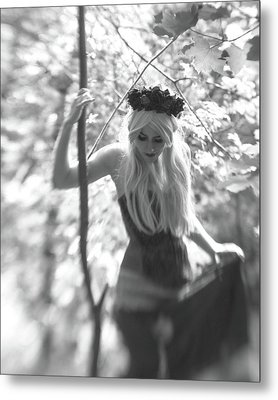 Fairy Queen Metal Print