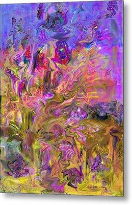 Fantasia Painting Metal Print