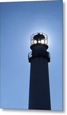 Fenwick Island Lighthouse Metal Print by Skip Willits