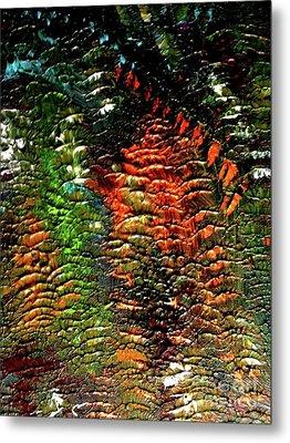 Fern Trees Metal Print