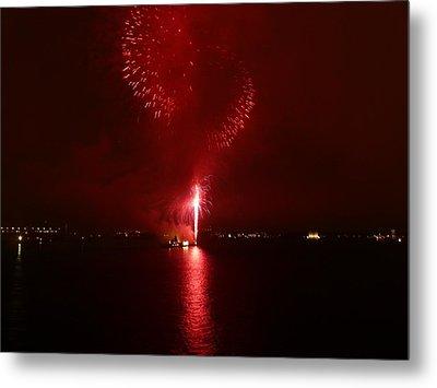 Fireworks 26 Metal Print