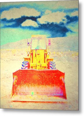 First In  Metal Print by Mark Ross