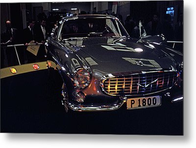 Metal Print featuring the photograph First Look P 1800 by John Schneider