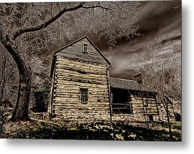 First State Capital Of Tennessee Metal Print