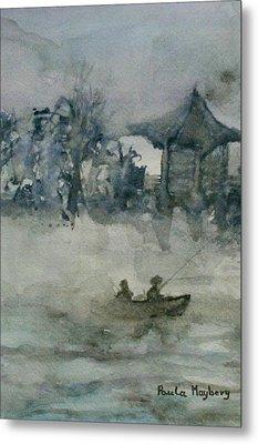 Fishermans Rest Metal Print