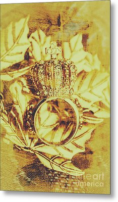 Fit For A King Metal Print by Jorgo Photography - Wall Art Gallery