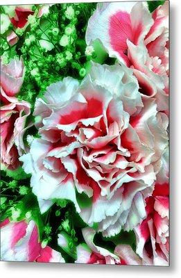 Flowers Metal Print by Carlos Avila