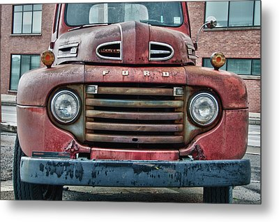 Ford 4623 Metal Print by Guy Whiteley