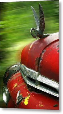 Ford Big Job's Last Ride Metal Print