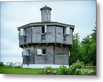 Fort Edgecomb State Historic Site Metal Print