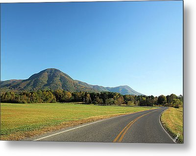 Fort Mountain Metal Print
