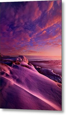 Metal Print featuring the photograph From Inside The Heart Of Each by Phil Koch