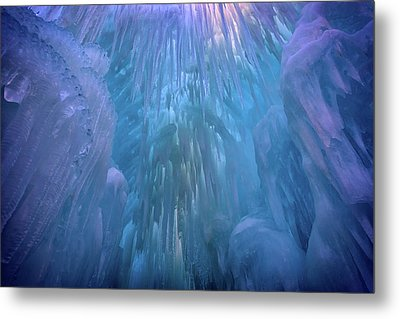 Metal Print featuring the photograph Frozen by Rick Berk