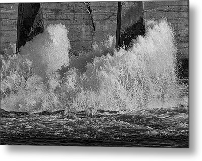 Full Power Metal Print by Thomas Young