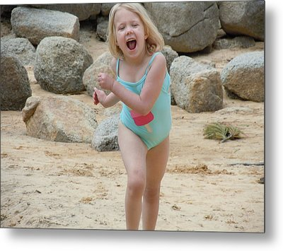 Metal Print featuring the photograph Fun At Tahoe by Dan Whittemore