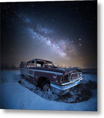 Galaxie 500 Metal Print by Aaron J Groen