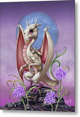 Garlic Dragon Metal Print by Stanley Morrison