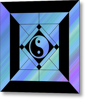 Gateway To Immortality Metal Print