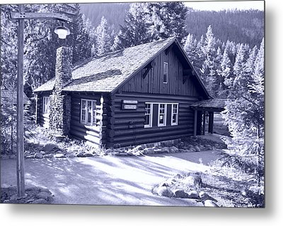 General Store Metal Print by Larry Keahey