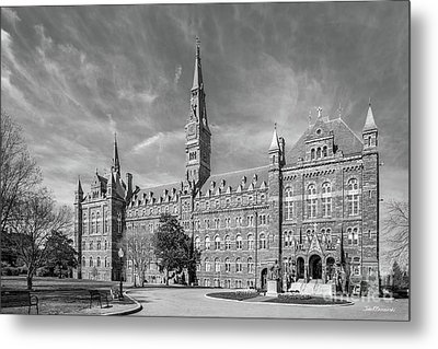 Georgetown University Healy Hall Metal Print