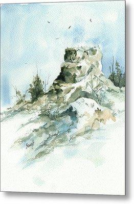 Ghost Mound - 090219 Metal Print