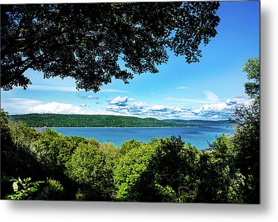 Glen Lake Metal Print