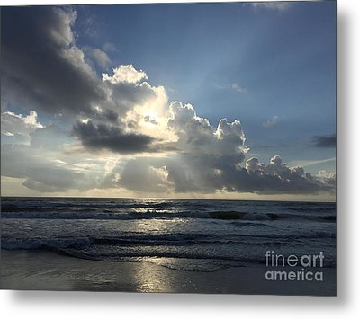 Glory Day Metal Print by LeeAnn Kendall