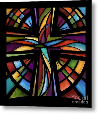 Glory To God Metal Print