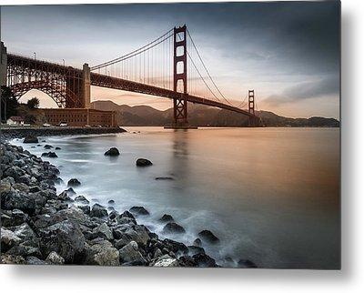Golden Gate Bridge, San Francisco Metal Print