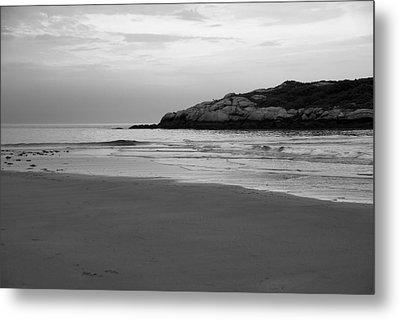 Good Harbor Beach Metal Print