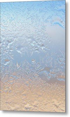 Good Morning Ice Metal Print by Kae Cheatham