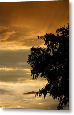 Good Night Metal Print