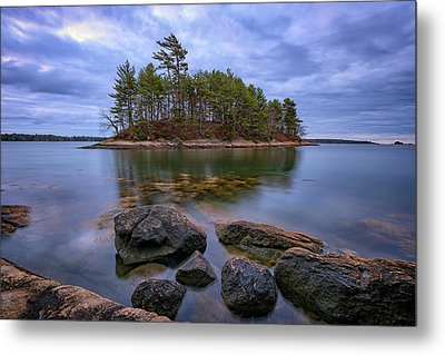 Googins Island Metal Print