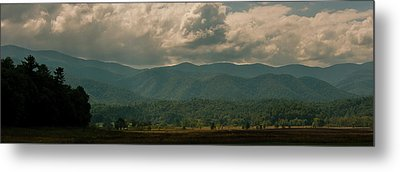 Great Smoky Mountains Metal Print
