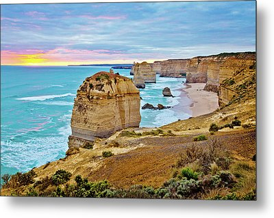 Metal Print featuring the photograph Great Southern Land by Az Jackson
