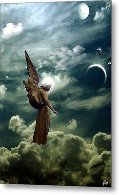 Guardian Angel Metal Print by Ruben  Flanagan