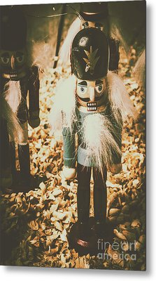 Guards Of Nutcracker Way Metal Print by Jorgo Photography - Wall Art Gallery